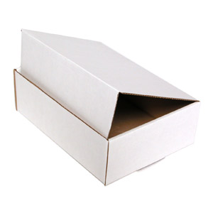 Tuck Top Mailers (White) 5 x 3  x 2